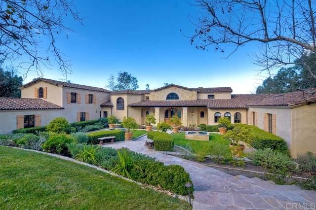 5168 Linea Del Cielo, Rancho Santa Fe, CA 92067 (#200007908) :: Steele Canyon Realty