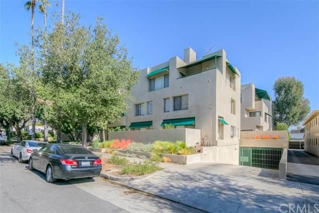 484 S Euclid Avenue #111, Pasadena, CA 91101 (#WS20034513) :: RE/MAX Masters