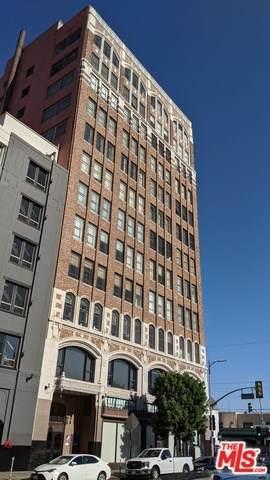 315 E 8TH Street #404, Los Angeles (City), CA 90014 (#20554558) :: RE/MAX Masters