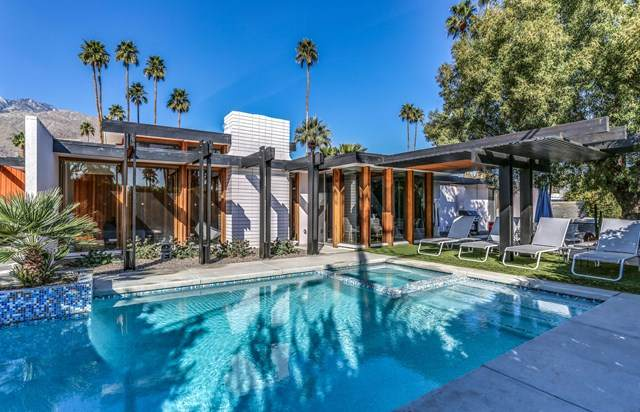 1300 Sagebrush Road, Palm Springs, CA 92264 (#219039111PS) :: The Costantino Group | Cal American Homes and Realty