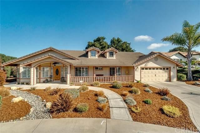 156 Cornerstone Lane, Arroyo Grande, CA 93420 (#PI20034593) :: Realty ONE Group Empire