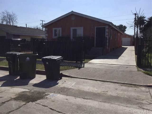 318 E 105th Street, Los Angeles (City), CA 90003 (#RS20034691) :: Faye Bashar & Associates