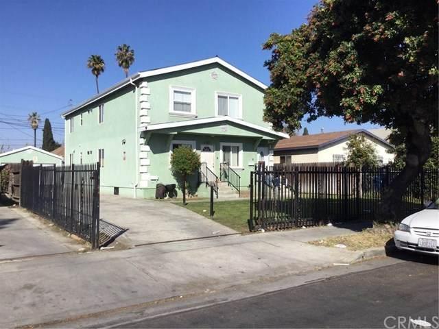 1179 E 48th Street, Los Angeles (City), CA 90011 (#RS20034705) :: The Houston Team | Compass