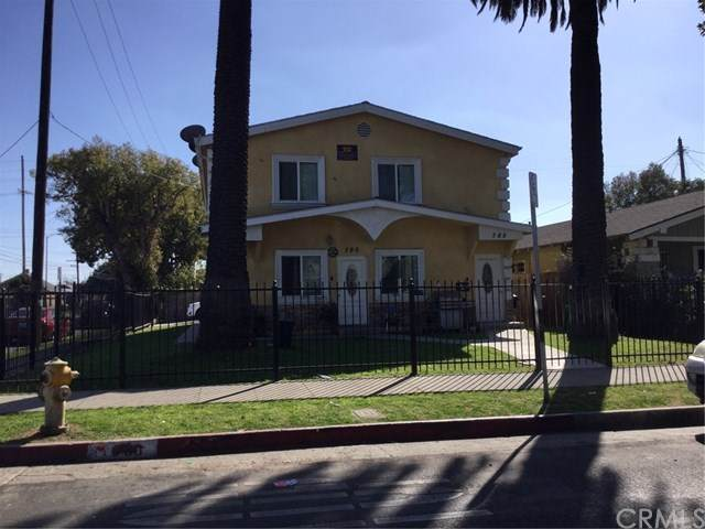 788 E 52nd Place, Los Angeles (City), CA 90011 (#RS20034711) :: The Ashley Cooper Team