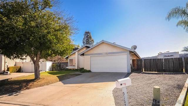 9107 Jennings Vista Cir, Lakeside, CA 92040 (#200007961) :: RE/MAX Masters