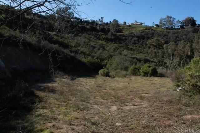 827 Eucalyptus Wood Road N/A, San Marcos, CA 92069 (#200007963) :: Compass California Inc.