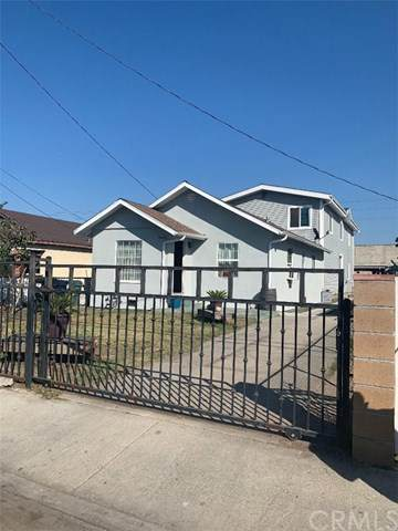 7806 Lou Dillon Avenue, Los Angeles (City), CA 90001 (#DW20034754) :: Millman Team