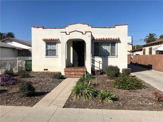 151 E 98th Street, Los Angeles (City), CA 90003 (#IN20034838) :: Crudo & Associates