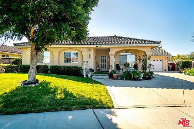 1724 Horseman Court, Santa Maria, CA 93454 (#20554972) :: RE/MAX Estate Properties