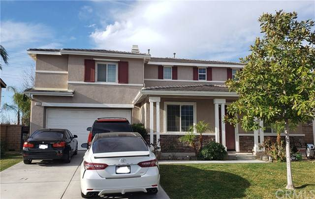 239 Logan Street, Beaumont, CA 92223 (#EV20034961) :: A|G Amaya Group Real Estate