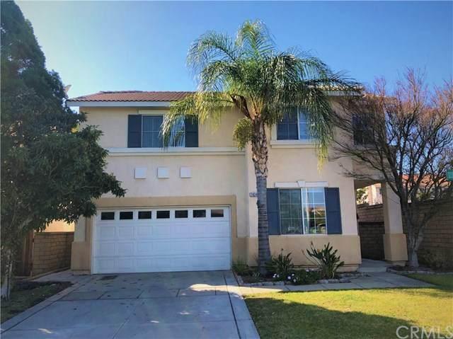 7634 Continental Pl, Rancho Cucamonga, CA 91730 (#TR20034882) :: Keller Williams Realty, LA Harbor