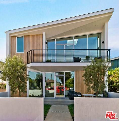 758 Sunset Avenue, Venice, CA 90291 (#20553992) :: Crudo & Associates