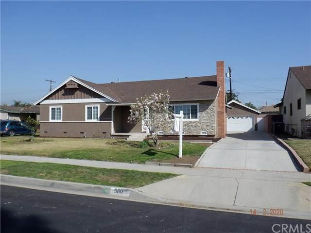 980 N Grandview Avenue, Covina, CA 91722 (#IV20033265) :: Compass Realty