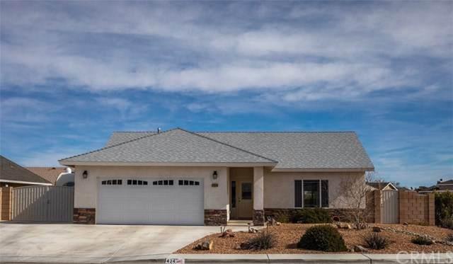 424 Randall Street, Ridgecrest, CA 93555 (#PW20035079) :: The Laffins Real Estate Team