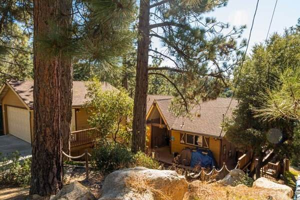 26854 Crestview Drive, Idyllwild, CA 92549 (#SW20033714) :: The Laffins Real Estate Team