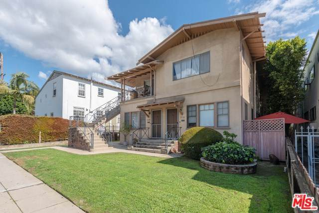 1038 N Crescent Heights, West Hollywood, CA 90046 (#20554544) :: Crudo & Associates