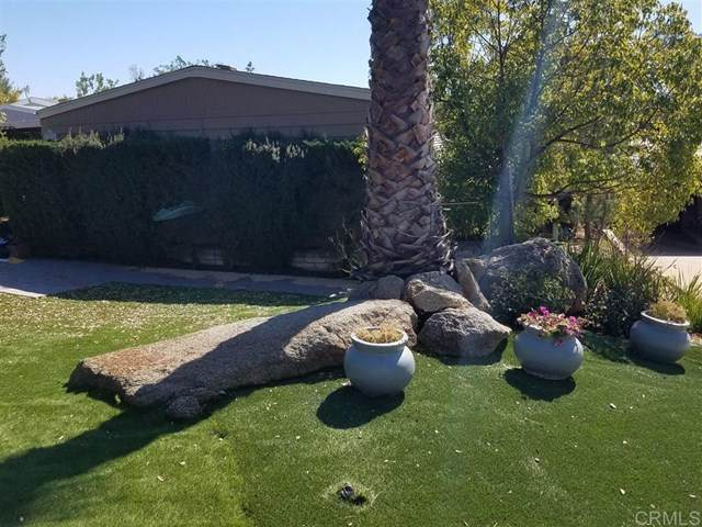 18218 Paradise Mountain Rd Space 126, Valley Center, CA 92082 (#200008037) :: Team Tami