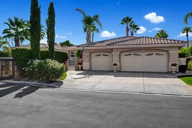 16 Ivy League Circle, Rancho Mirage, CA 92270 (#219039162PS) :: Crudo & Associates