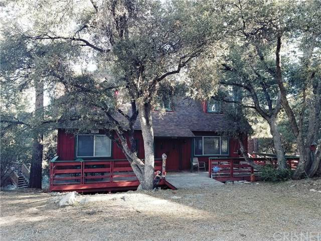 1748 Linden Drive, Pine Mountain Club, CA 93222 (#SR20035021) :: RE/MAX Parkside Real Estate