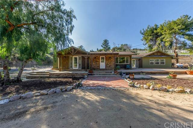 32241 Agua Dulce Canyon Road, Agua Dulce, CA 91390 (#SR20034973) :: The Ashley Cooper Team