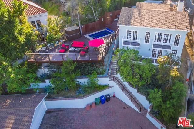 2305 Vasanta Way, Los Angeles (City), CA 90068 (#20555040) :: Allison James Estates and Homes
