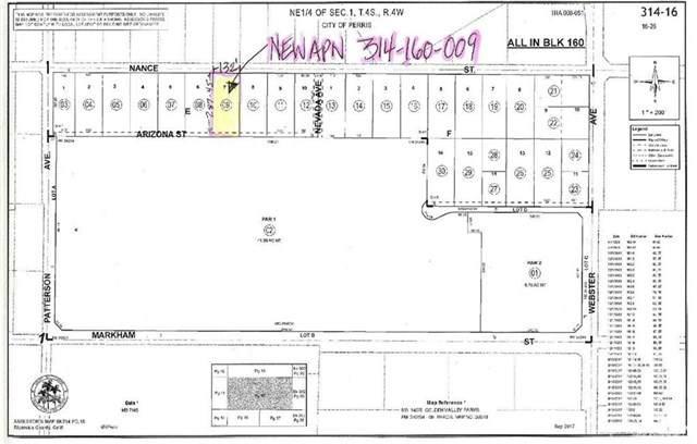 0 Nance Street, Perris, CA  (#ND20035105) :: Crudo & Associates