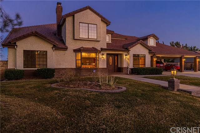 43946 Clark Court, Lancaster, CA 93536 (#SR20035137) :: Keller Williams Realty, LA Harbor