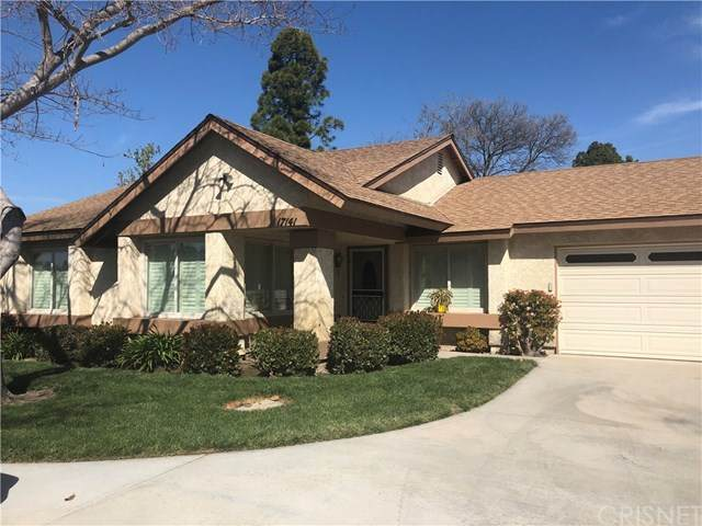 17141 Village 17, Camarillo, CA 93012 (#SR20012428) :: eXp Realty of California Inc.