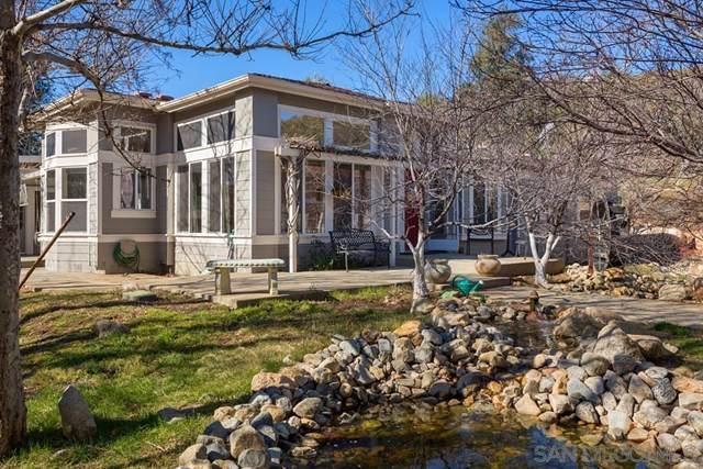 17860 Oak Lake Ln, Julian, CA 92036 (#200008054) :: The Brad Korb Real Estate Group