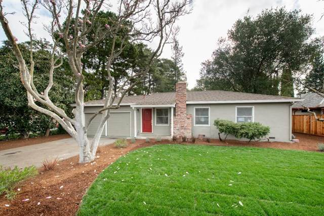 875 Jordan Avenue, Los Altos, CA 94022 (#ML81782943) :: RE/MAX Estate Properties