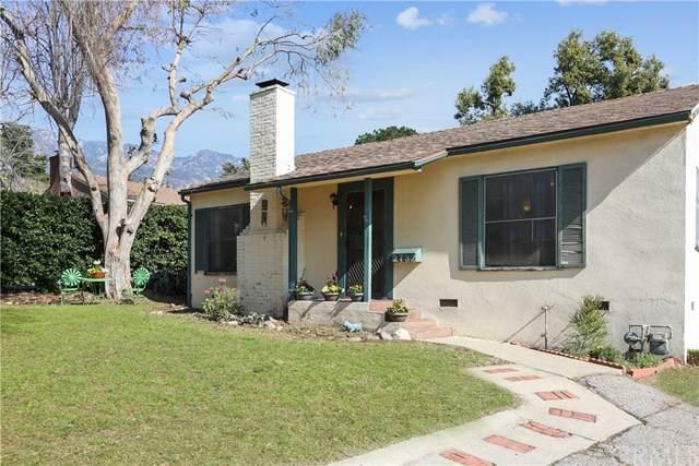 2732 Callecita Drive, Altadena, CA 91001 (#AR20030866) :: Crudo & Associates