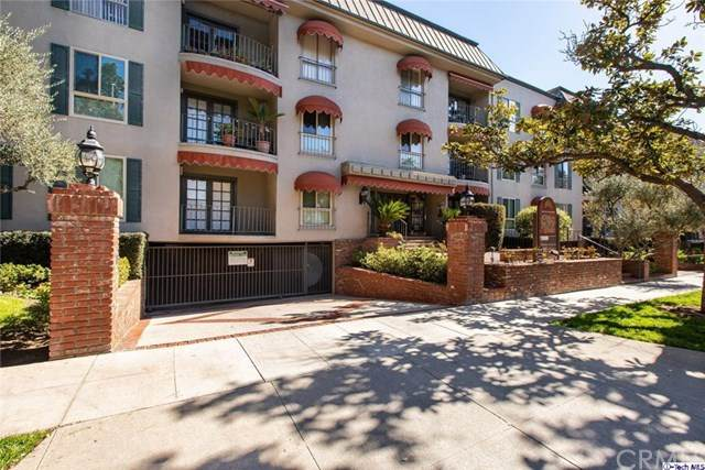 330 S Mentor Avenue #211, Pasadena, CA 91106 (#320000561) :: The Brad Korb Real Estate Group