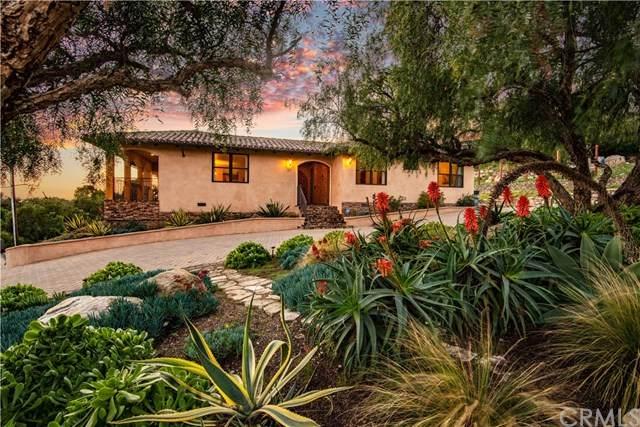 27 Cinnamon Lane, Rancho Palos Verdes, CA 90275 (#PV20035294) :: Millman Team