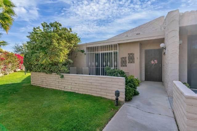 2620 Whitewater Club Drive B, Palm Springs, CA 92262 (#219039181DA) :: Allison James Estates and Homes