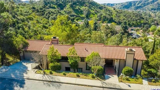 3449 Stancrest Drive, Glendale, CA 91208 (#320000567) :: The Brad Korb Real Estate Group