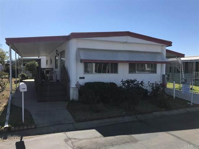 2280 E Valley Pkwy #135, Escondido, CA 92027 (#200008081) :: The Bashe Team