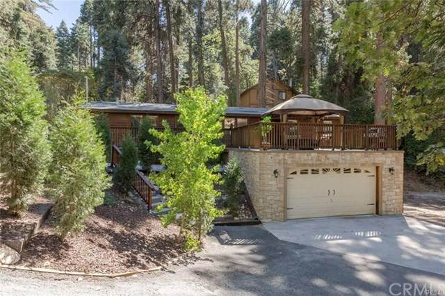 874 Kuffel Canyon Road, Lake Arrowhead, CA 92385 (#PW20035374) :: Allison James Estates and Homes