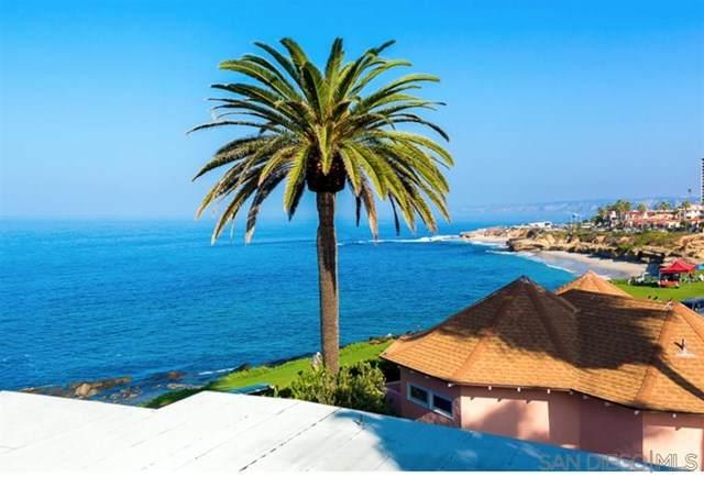 457 Coast #503, La Jolla, CA 92037 (#200008090) :: Compass Realty