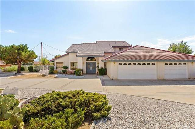 16410 Wintun Road, Apple Valley, CA 92307 (#IV20035435) :: Rogers Realty Group/Berkshire Hathaway HomeServices California Properties