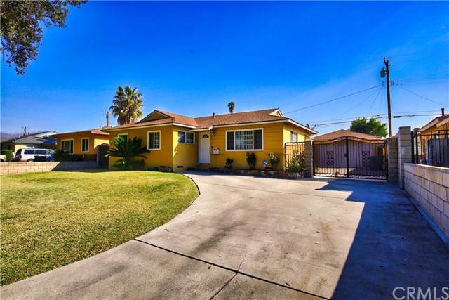 1306 N Eastbury Avenue, Covina, CA 91722 (#TR20035473) :: Compass Realty