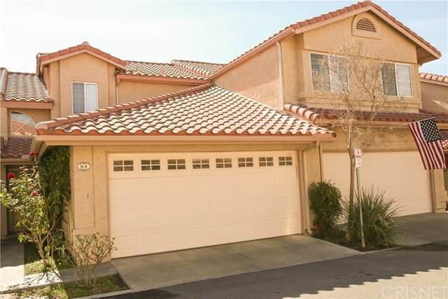 28112 Bobwhite Circle #24, Valencia, CA 91350 (#SR20032907) :: RE/MAX Empire Properties