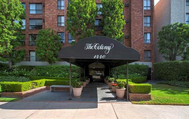 1440 Veteran Avenue #246, Westwood - Century City, CA 90024 (#SR20035447) :: The Ashley Cooper Team