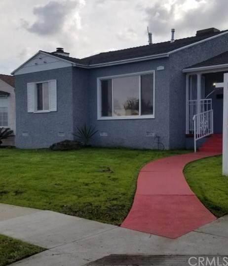 654 W 112th St, Los Angeles (City), CA 90044 (#SB20035511) :: Z Team OC Real Estate