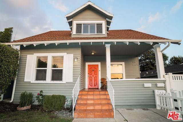 318 Branch Street, Los Angeles (City), CA 90042 (#20544566) :: RE/MAX Masters