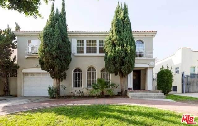 609 N Beachwood Dr Drive, Los Angeles (City), CA 90004 (#20552756) :: Twiss Realty