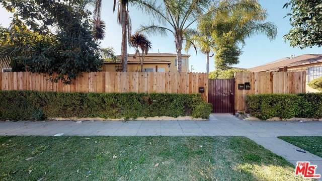 6559 S Van Ness Avenue, Los Angeles (City), CA 90047 (#20548936) :: The Costantino Group   Cal American Homes and Realty