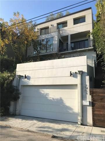 2451 Claremont Avenue, Los Feliz, CA 90027 (#SR20033465) :: Provident Real Estate