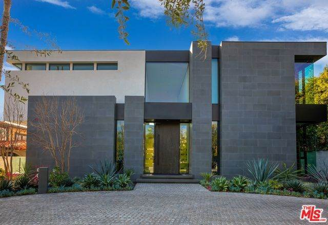 809 N Rexford Drive, Beverly Hills, CA 90210 (#20554926) :: RE/MAX Masters