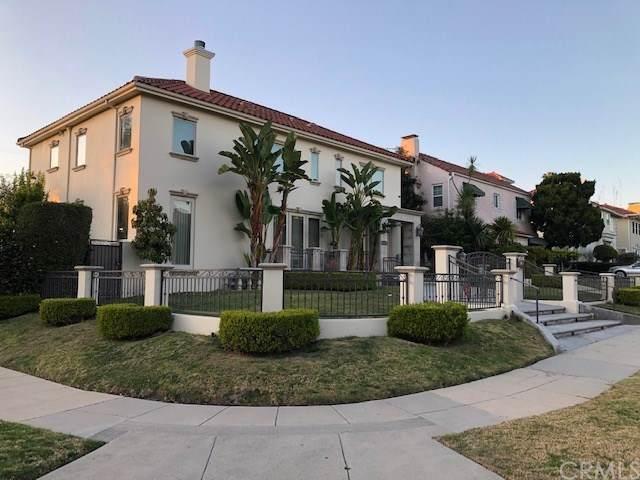 861 S Hudson Avenue, Hancock Park, CA 90005 (#RS20035586) :: Twiss Realty