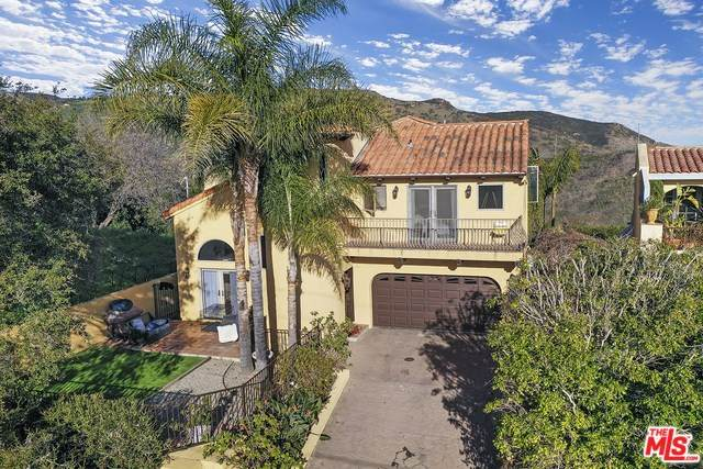 4366 Hillview Drive, Malibu, CA 90265 (#20554836) :: Crudo & Associates